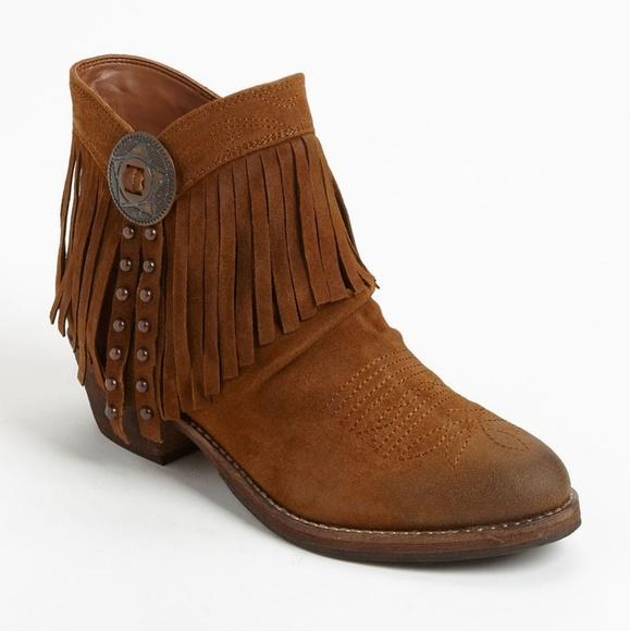 948c61d176cf Sam Edelman Sidney Concho Boot. M 5b242919d6dc525606e5571f